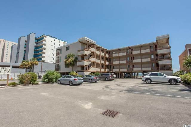 1711 S Ocean Blvd. #101, North Myrtle Beach, SC 29582 (MLS #2015209) :: James W. Smith Real Estate Co.