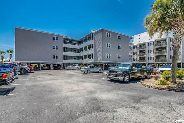 4303 S Ocean Blvd. #302, North Myrtle Beach, SC 29582 (MLS #2015214) :: James W. Smith Real Estate Co.