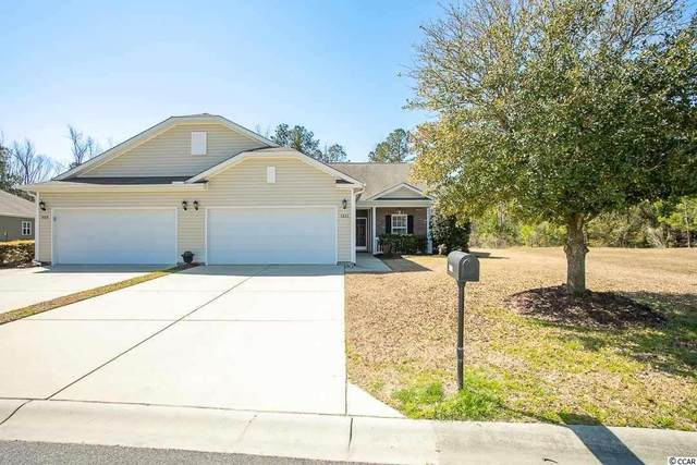 1433 Chanson Ct., Little River, SC 29566 (MLS #2015215) :: The Greg Sisson Team with RE/MAX First Choice