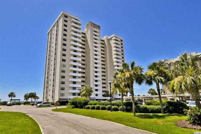 10100 Beach Club Dr. 9-F, Myrtle Beach, SC 29572 (MLS #2015254) :: James W. Smith Real Estate Co.