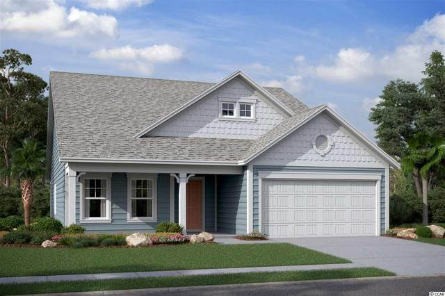 853 Spindel Dr., Myrtle Beach, SC 29588 (MLS #2015293) :: James W. Smith Real Estate Co.
