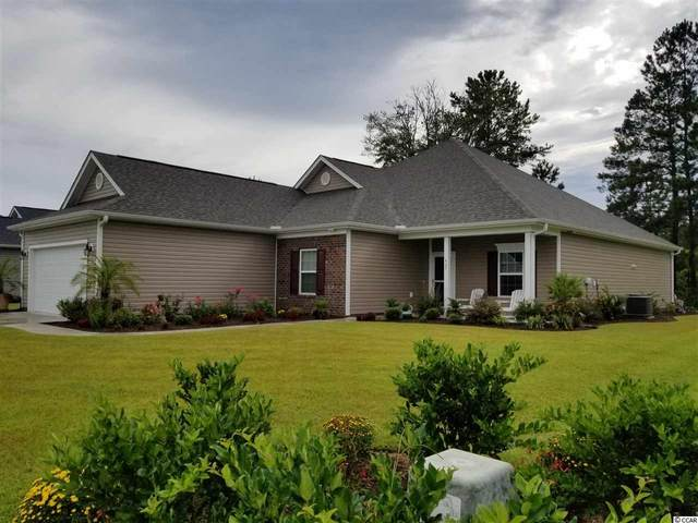 437 Hillsborough Dr., Conway, SC 29526 (MLS #2015322) :: Sloan Realty Group