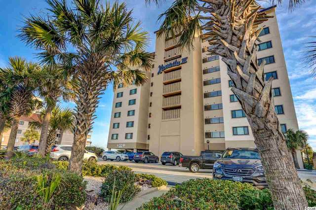 707 Ocean Blvd. S #101, North Myrtle Beach, SC 29582 (MLS #2015345) :: Hawkeye Realty