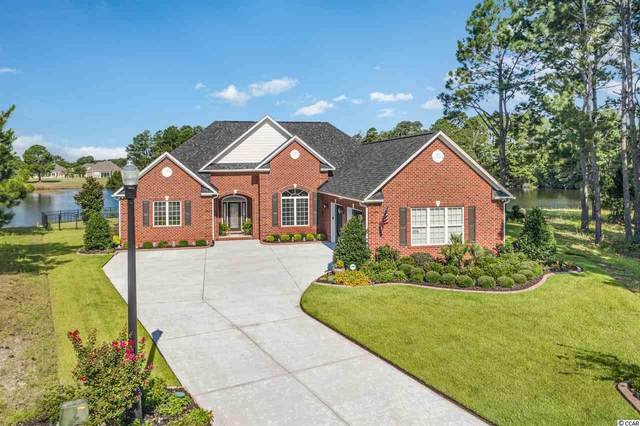 1038 Muscovy Pl., Conway, SC 29526 (MLS #2015349) :: The Litchfield Company