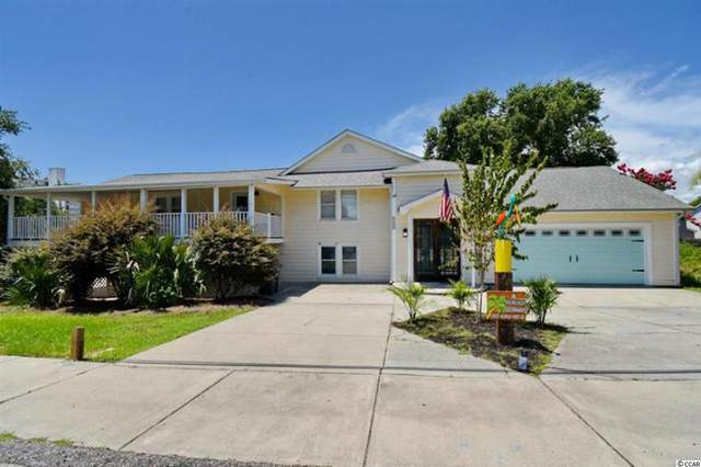 305 43rd Ave. S, North Myrtle Beach, SC 29582 (MLS #2015369) :: The Trembley Group | Keller Williams