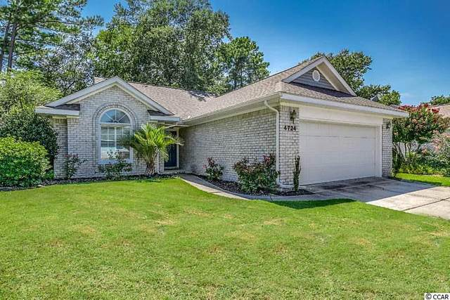 4724 Bermuda Way, Myrtle Beach, SC 29577 (MLS #2015380) :: The Greg Sisson Team with RE/MAX First Choice