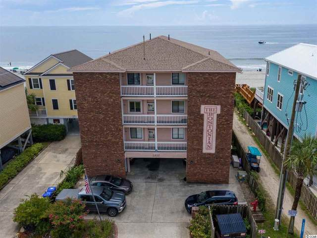 1417 S Ocean Blvd. #201, Surfside Beach, SC 29575 (MLS #2015390) :: Dunes Realty Sales
