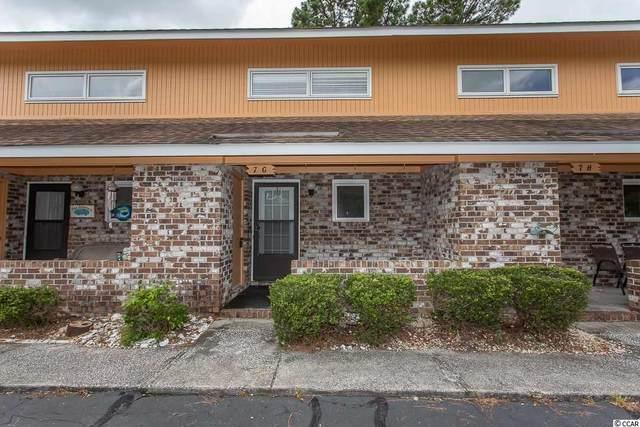 1851 Fairway Ridge Dr. 7G, Surfside Beach, SC 29575 (MLS #2015408) :: James W. Smith Real Estate Co.