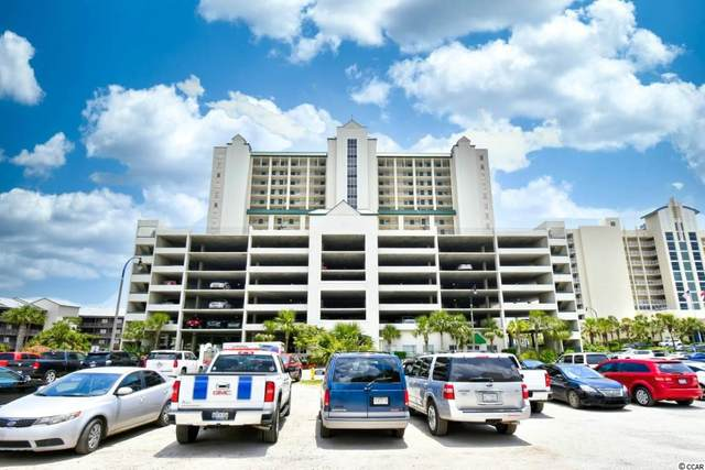 102 N Ocean Blvd. #1603, North Myrtle Beach, SC 29582 (MLS #2015413) :: Duncan Group Properties