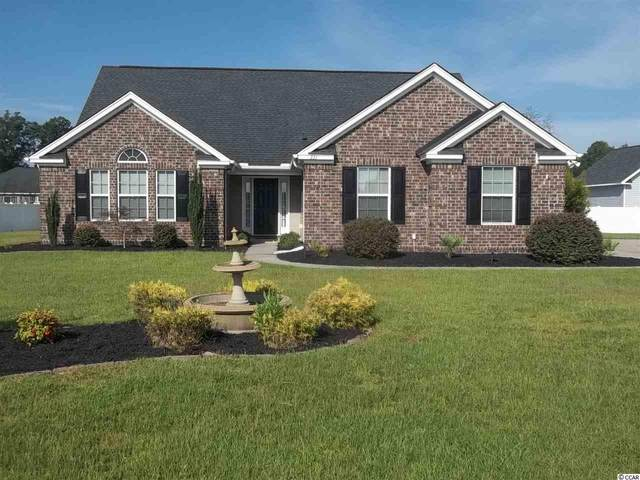331 Pineland Lake Dr., Conway, SC 29526 (MLS #2015417) :: Garden City Realty, Inc.