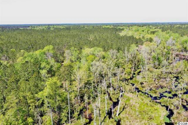 Off Cherrytree Rd., Winnabow, NC 28479 (MLS #2015426) :: Hawkeye Realty