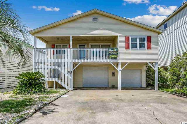 305 Rice Circle, North Myrtle Beach, SC 29582 (MLS #2015469) :: Garden City Realty, Inc.