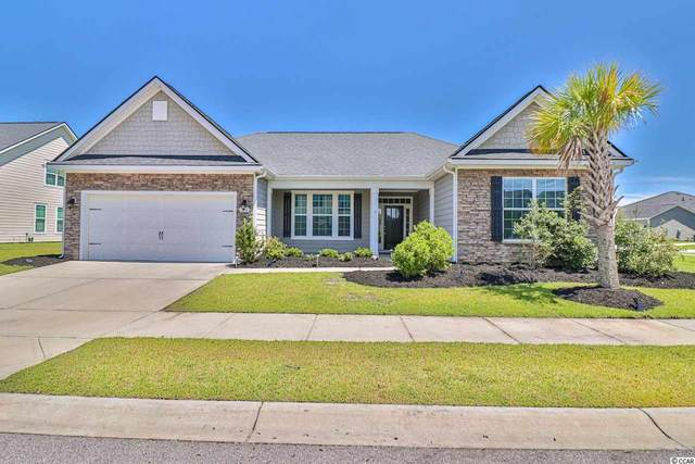 1188 Wyatt Ln., Myrtle Beach, SC 29577 (MLS #2015494) :: Hawkeye Realty