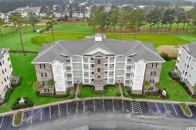 4886 Luster Leaf Circle #203, Myrtle Beach, SC 29577 (MLS #2015502) :: Welcome Home Realty