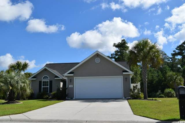 568 Cottage Oaks Circle, Myrtle Beach, SC 29579 (MLS #2015554) :: Jerry Pinkas Real Estate Experts, Inc