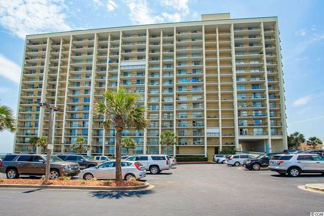 9820 Queensway Blvd. #1107, Myrtle Beach, SC 29572 (MLS #2015563) :: James W. Smith Real Estate Co.