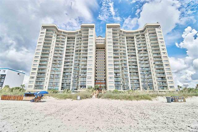 201 S Ocean Blvd. #810, North Myrtle Beach, SC 29582 (MLS #2015583) :: Armand R Roux | Real Estate Buy The Coast LLC