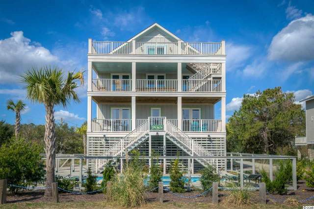 1059 Parker Dr., Pawleys Island, SC 29585 (MLS #2015600) :: Duncan Group Properties