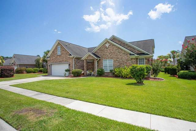 538 Stonemason Dr., Myrtle Beach, SC 29579 (MLS #2015620) :: The Lachicotte Company