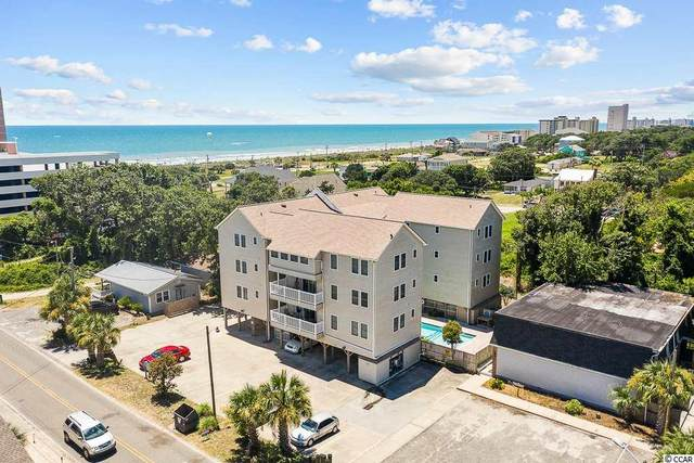 407 28th Ave. S A3, North Myrtle Beach, SC 29582 (MLS #2015621) :: Leonard, Call at Kingston
