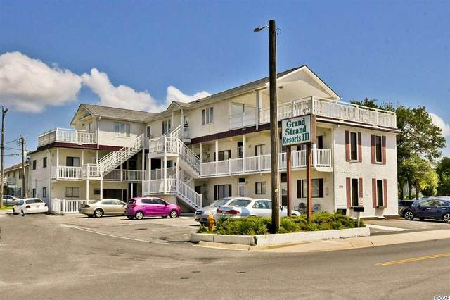 1524 S Ocean Blvd. #30, North Myrtle Beach, SC 29582 (MLS #2015624) :: Sloan Realty Group