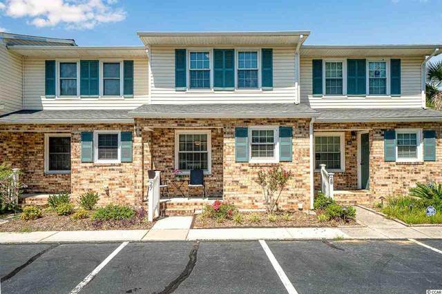 210 25th Ave. S #27, Myrtle Beach, SC 29577 (MLS #2015625) :: The Greg Sisson Team with RE/MAX First Choice