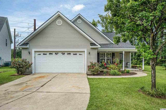 268 Fox Catcher Dr., Myrtle Beach, SC 29588 (MLS #2015629) :: Welcome Home Realty