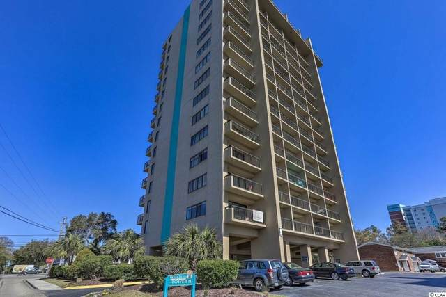 7500 N Ocean Blvd. N #6045, Myrtle Beach, SC 29577 (MLS #2015648) :: Garden City Realty, Inc.