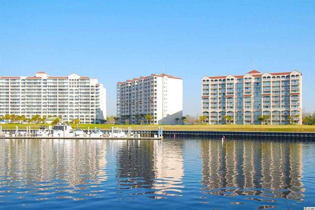 2151 Bridgeview Ct. 1-1004, North Myrtle Beach, SC 29582 (MLS #2015663) :: The Hoffman Group