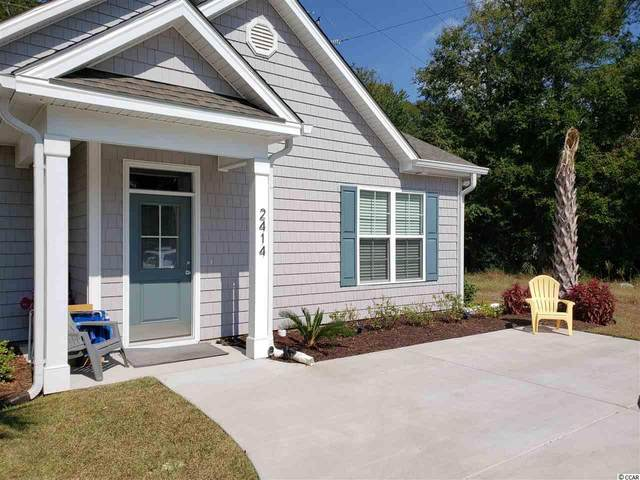 2414 Hilton Dr., North Myrtle Beach, SC 29582 (MLS #2015664) :: James W. Smith Real Estate Co.