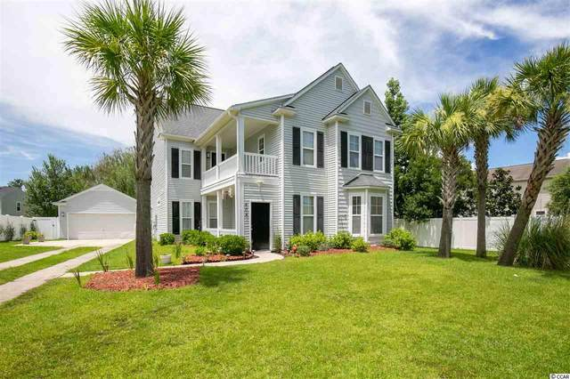 404 Emerson Dr., Myrtle Beach, SC 29579 (MLS #2015666) :: Garden City Realty, Inc.