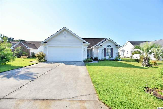 421 Sea Eagle Ct., Myrtle Beach, SC 29588 (MLS #2015668) :: The Greg Sisson Team with RE/MAX First Choice