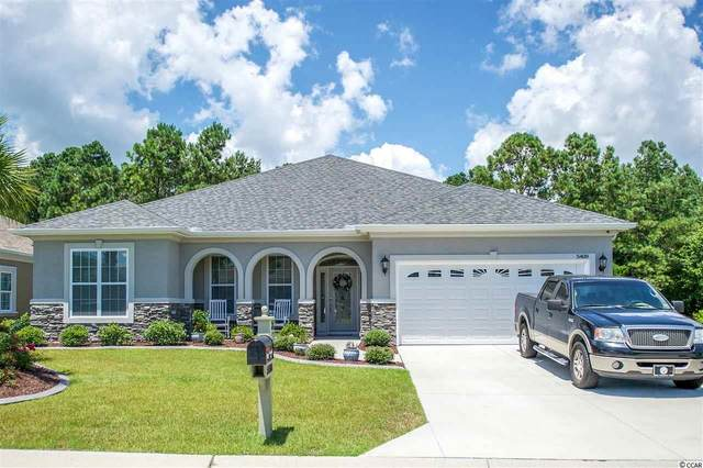 5408 Via Verde Dr., North Myrtle Beach, SC 29582 (MLS #2015669) :: Welcome Home Realty
