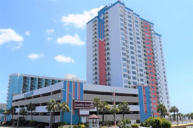 1605 S Ocean Blvd. #1709, Myrtle Beach, SC 29577 (MLS #2015672) :: Jerry Pinkas Real Estate Experts, Inc