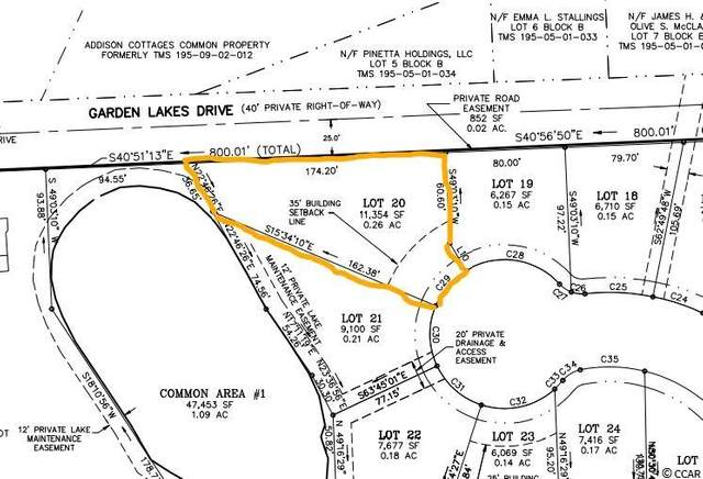 Lot 20 Lake Pointe Dr., Garden City Beach, SC 29576 (MLS #2015691) :: The Trembley Group | Keller Williams