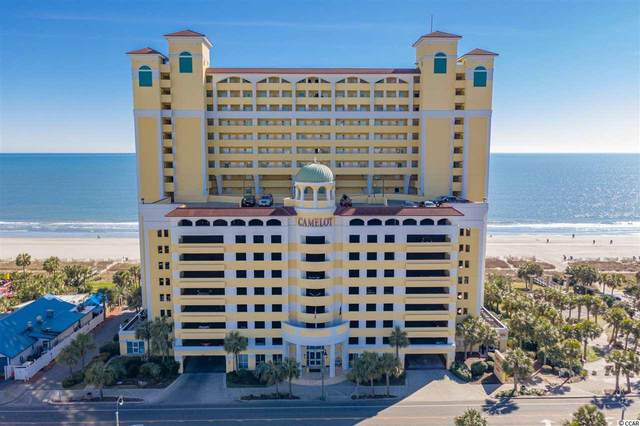 2000 Ocean Blvd. N #1009, Myrtle Beach, SC 29577 (MLS #2015696) :: The Litchfield Company