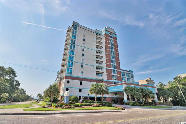215 77th Ave. N #603, Myrtle Beach, SC 29572 (MLS #2015703) :: Jerry Pinkas Real Estate Experts, Inc