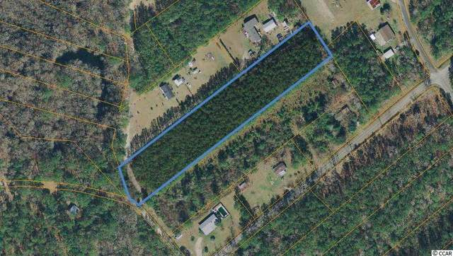 2.8 acres Inman Rd., Little River, SC 29566 (MLS #2015714) :: Welcome Home Realty