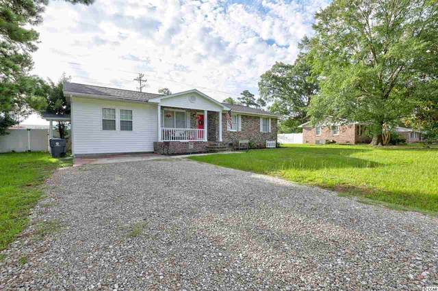 1008 Woodfield Circle, Conway, SC 29526 (MLS #2015733) :: The Litchfield Company