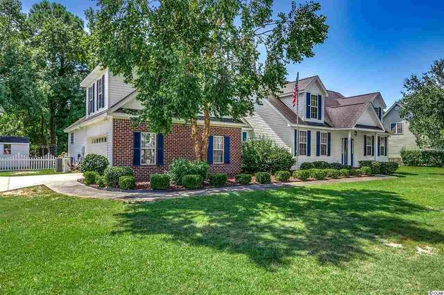 2471 Hunters Trail, Myrtle Beach, SC 29588 (MLS #2015756) :: Jerry Pinkas Real Estate Experts, Inc