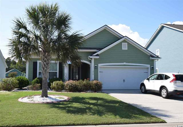 278 Coral Beach Circle, Surfside Beach, SC 29575 (MLS #2015770) :: Grand Strand Homes & Land Realty