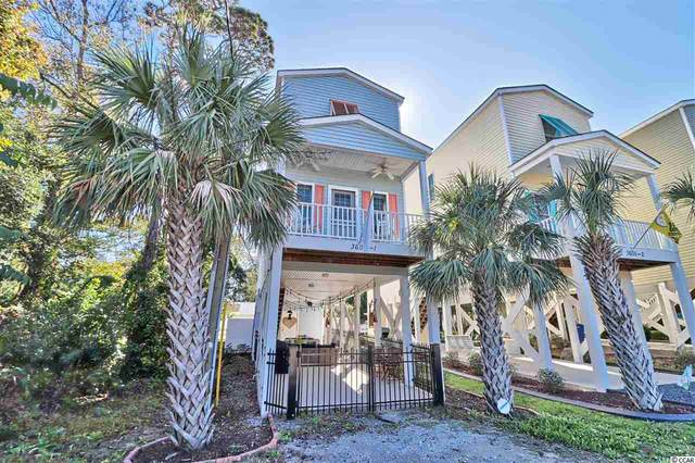 3605-1 Poinsett St., North Myrtle Beach, SC 29582 (MLS #2015785) :: The Trembley Group | Keller Williams