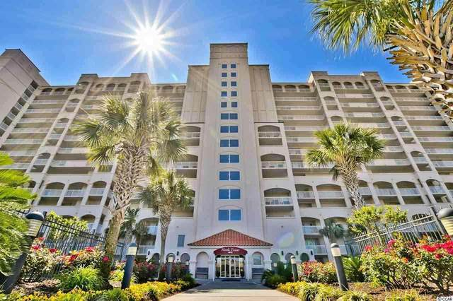 4801 Harbour Pointe Dr. #809, North Myrtle Beach, SC 29582 (MLS #2015799) :: Coastal Tides Realty