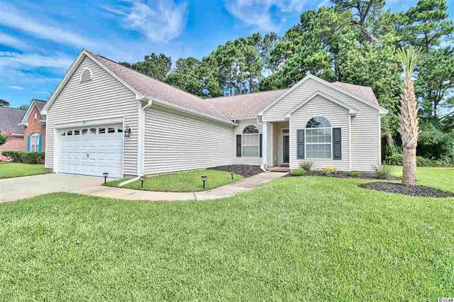 101 Cobblestone Dr., Pawleys Island, SC 29585 (MLS #2015812) :: The Trembley Group | Keller Williams
