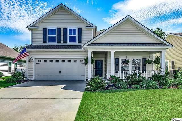 240 Sherwood Dr., Murrells Inlet, SC 29576 (MLS #2015818) :: Jerry Pinkas Real Estate Experts, Inc