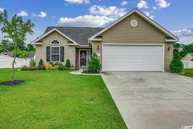 601 Cottage Oaks Circle, Myrtle Beach, SC 29579 (MLS #2015820) :: Coastal Tides Realty
