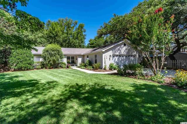 66 Arcadia Rd., Pawleys Island, SC 29585 (MLS #2015821) :: James W. Smith Real Estate Co.