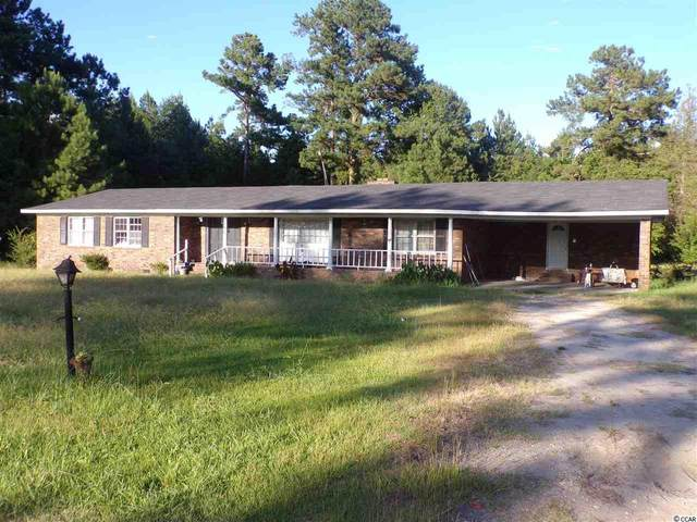 892 Inglenook Rd., Kingstree, SC 29556 (MLS #2015836) :: Hawkeye Realty