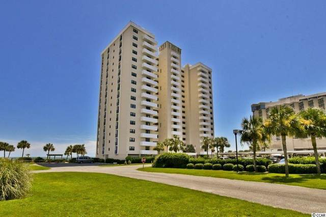 10100 Beach Club Dr. 2-B, Myrtle Beach, SC 29572 (MLS #2015841) :: James W. Smith Real Estate Co.