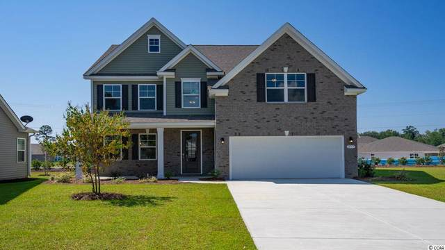 8001 Fort Hill Way, Myrtle Beach, SC 29579 (MLS #2015856) :: Welcome Home Realty